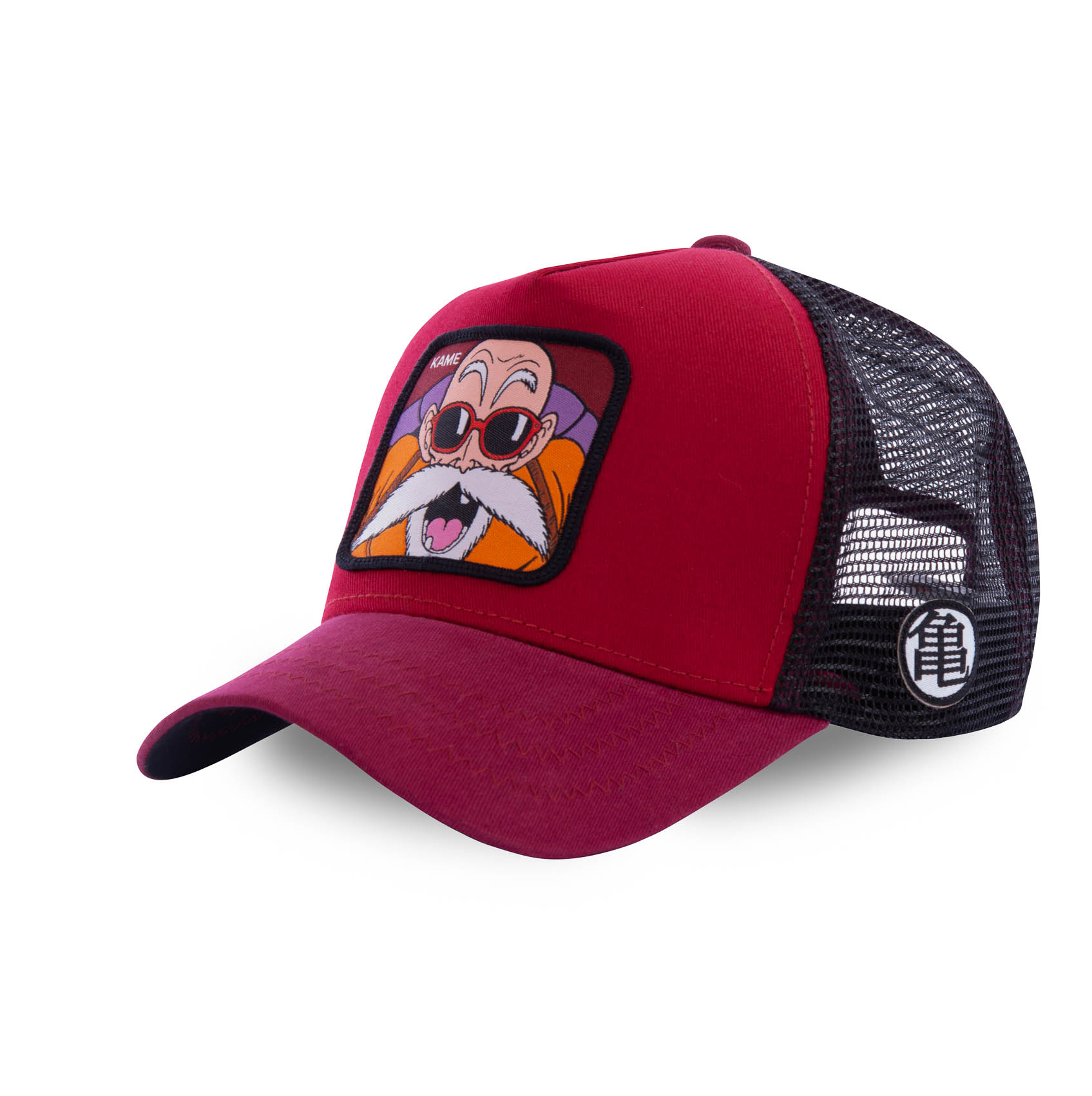 Casquette capslab dragon ball z kame rouge (photo)