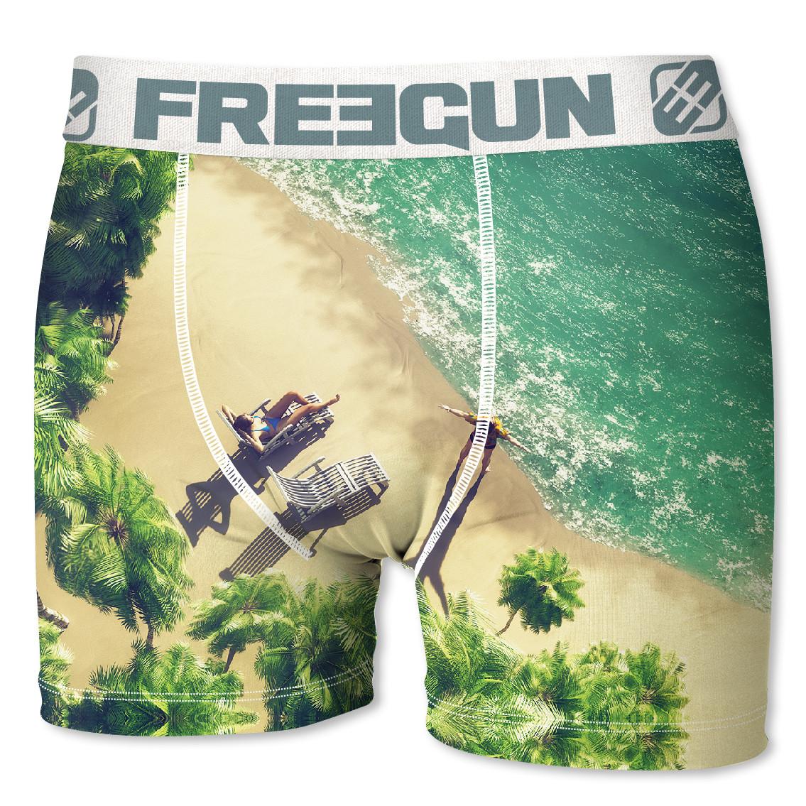 Boxer freegun homme beach