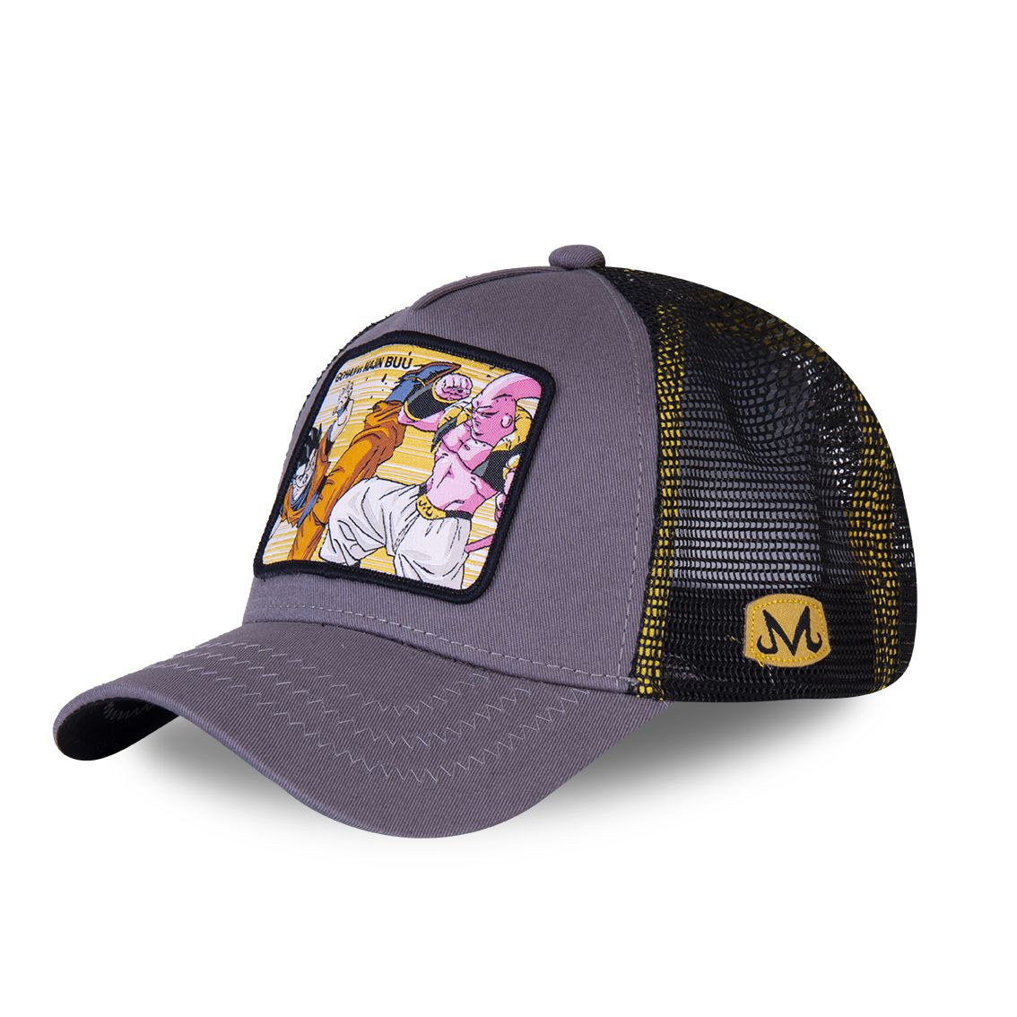 Casquette capslab dragon ball z gohan gris (photo)