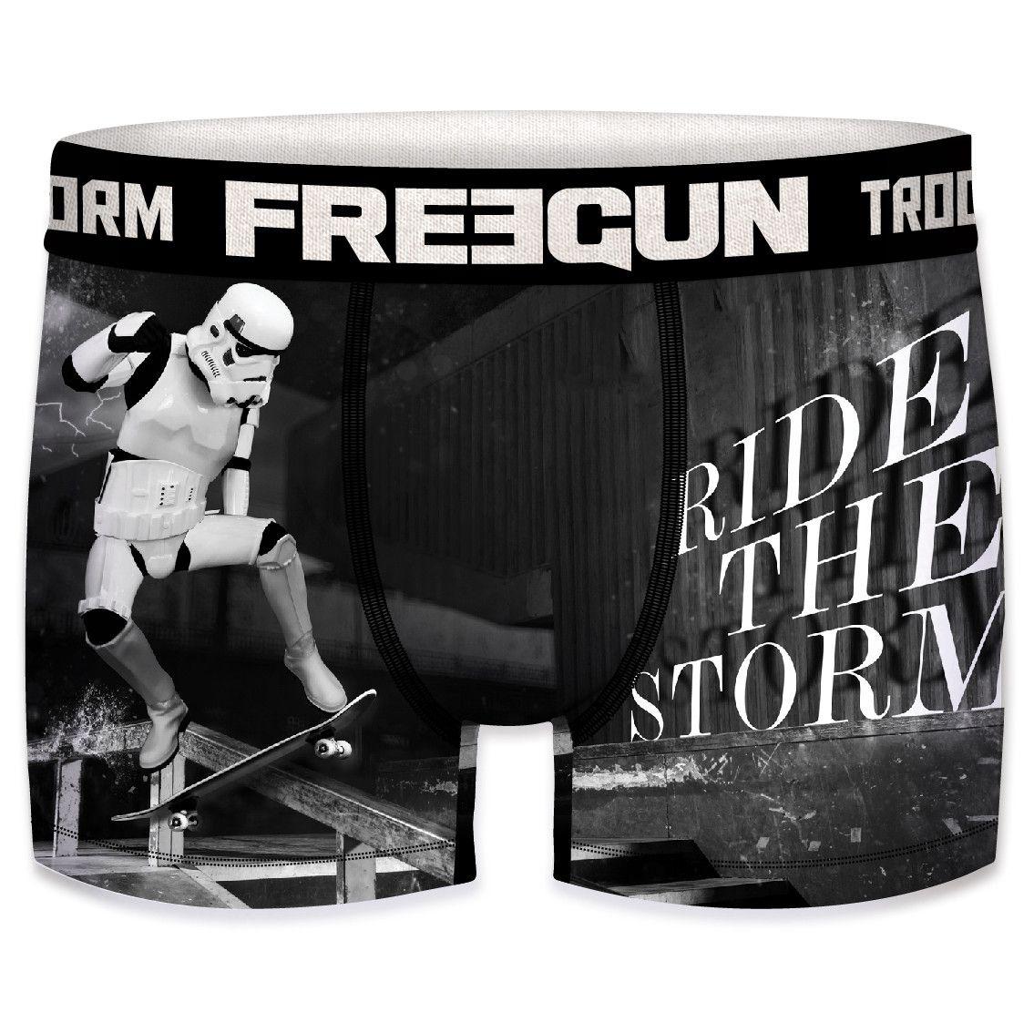 Boxer freegun homme stormtrooper skate (photo)