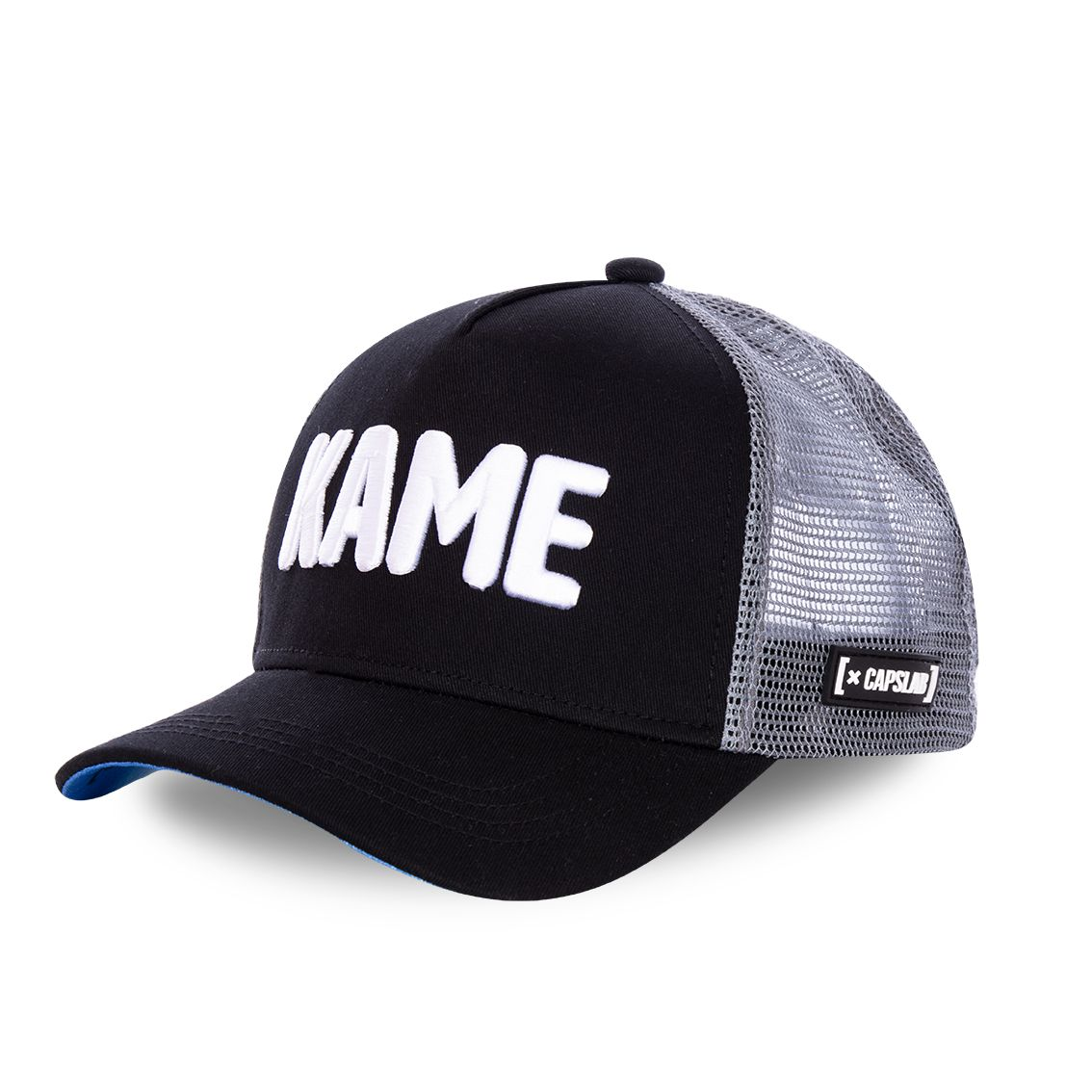 Casquette capslab dragon ball kame noir (photo)