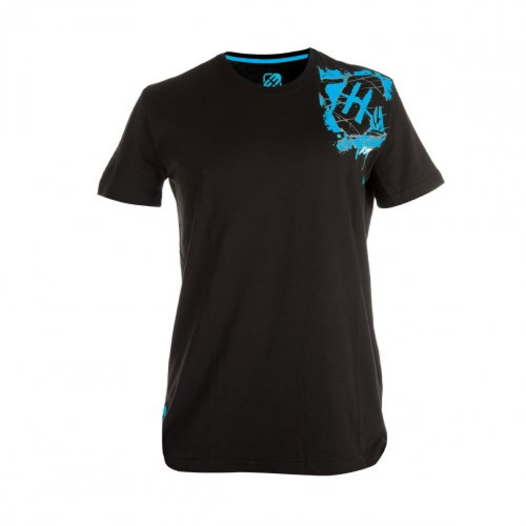 T-shirt garçon babyz racing bleu (photo)