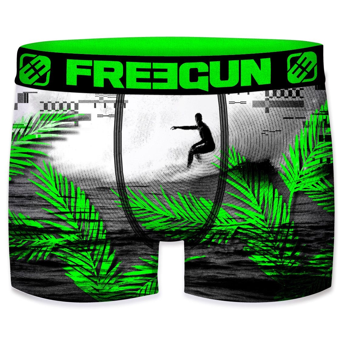 Boxer freegun homme fern surfer (photo)