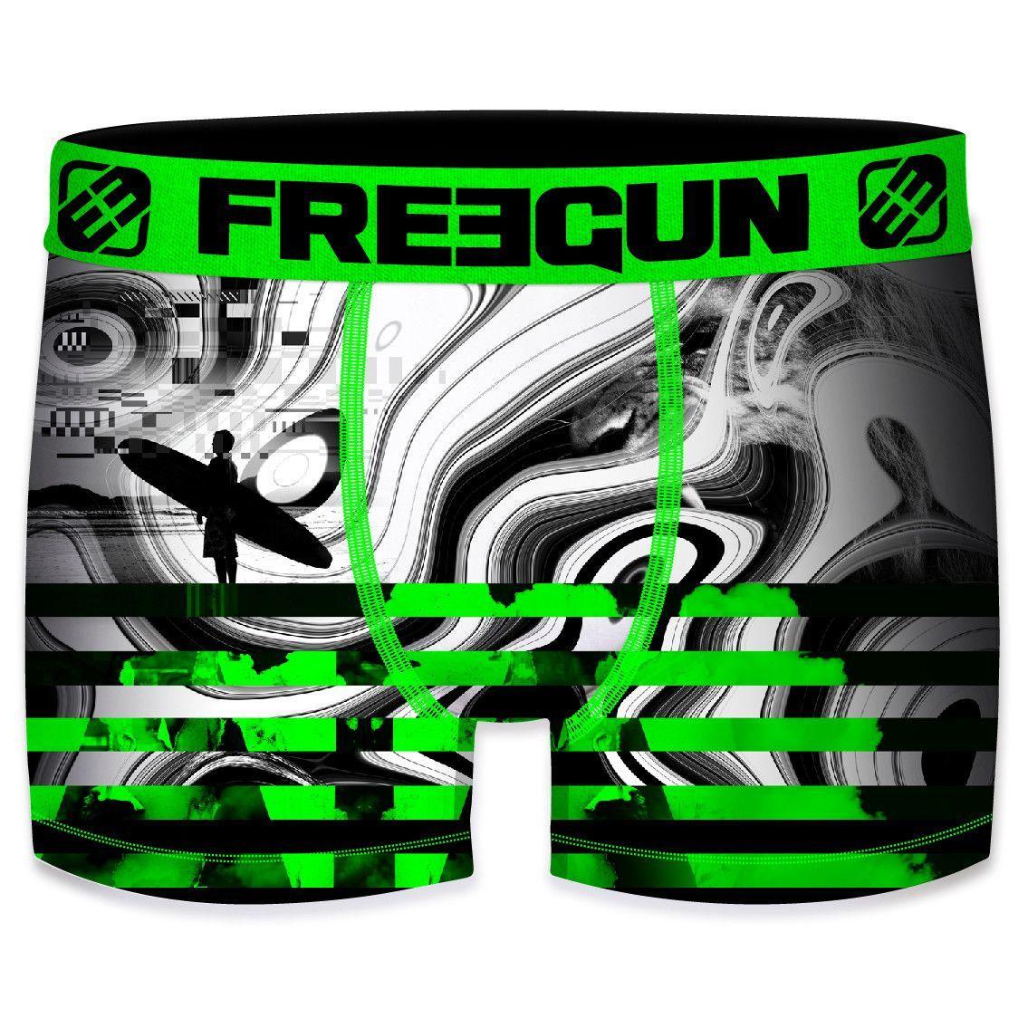 Boxer freegun homme line & oracle (photo)