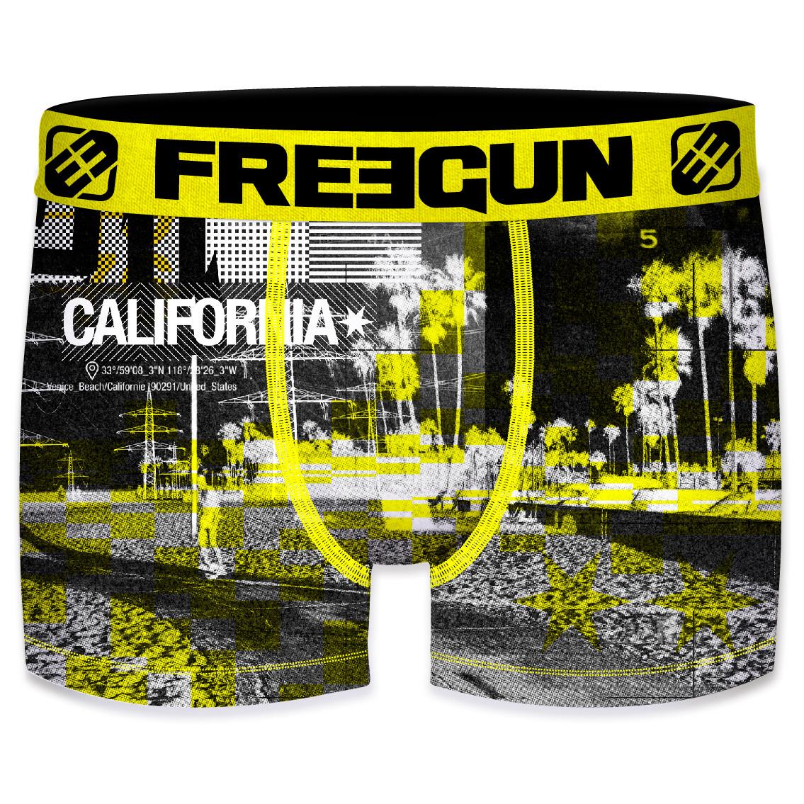 Boxer freegun garçon california (photo)