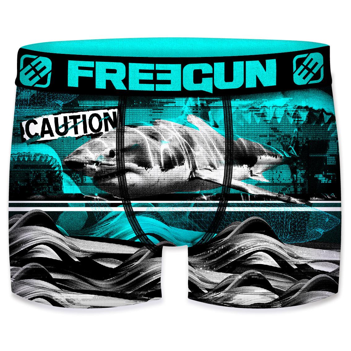 Boxer freegun garçon sharky (photo)