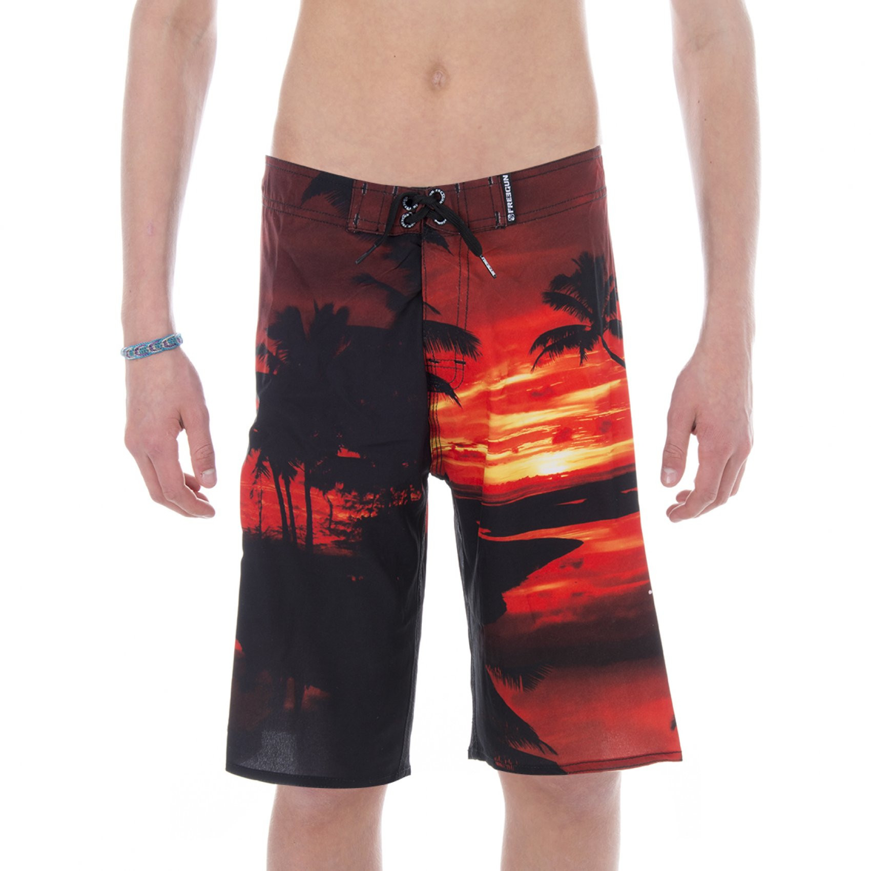 Boardshort garçon freegun beach (photo)