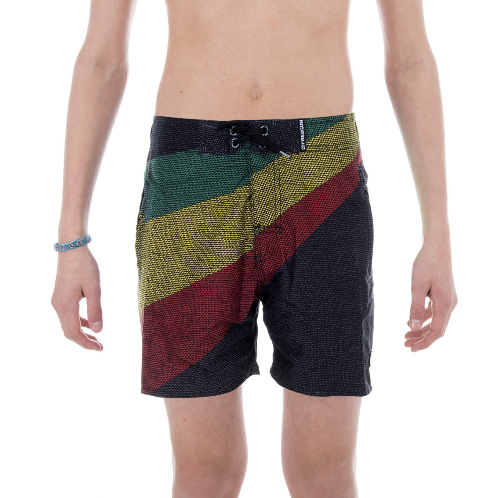 Boardshort garçon freegun jama (photo)